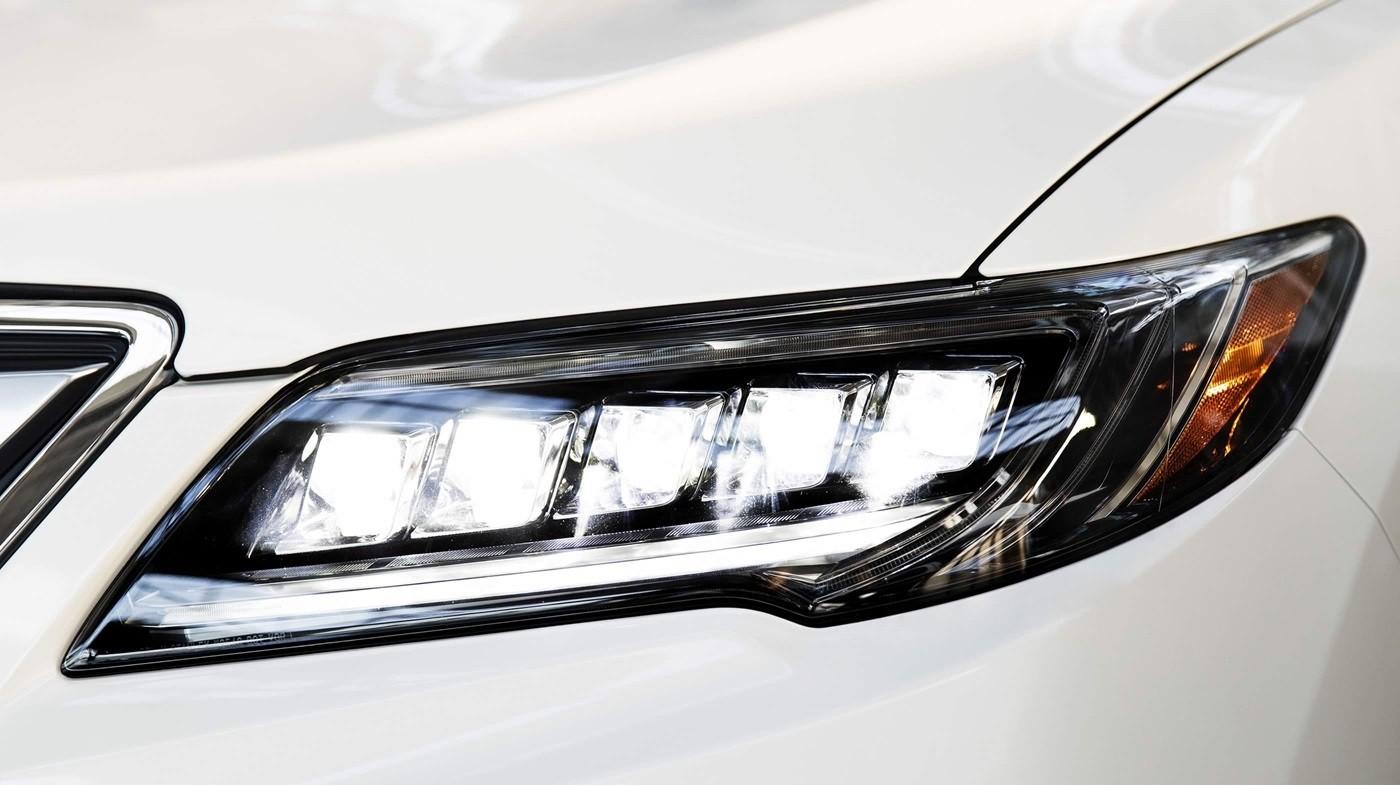 2018 Acura RDX Jewel Eye LED Headlight