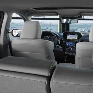 2018 Acura RDX Interior Cabin