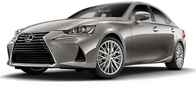 2018 Lexus IS right