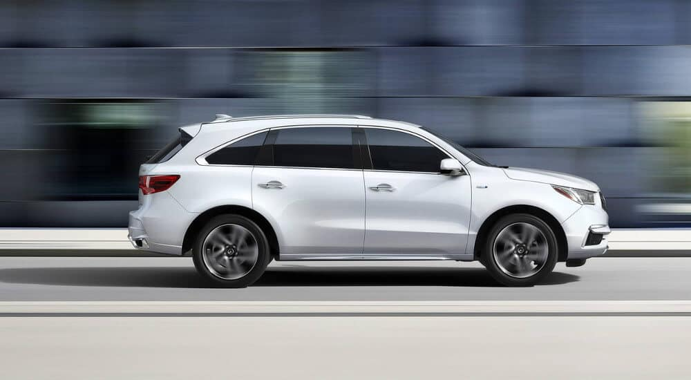 Acura MDX with Advanced Package