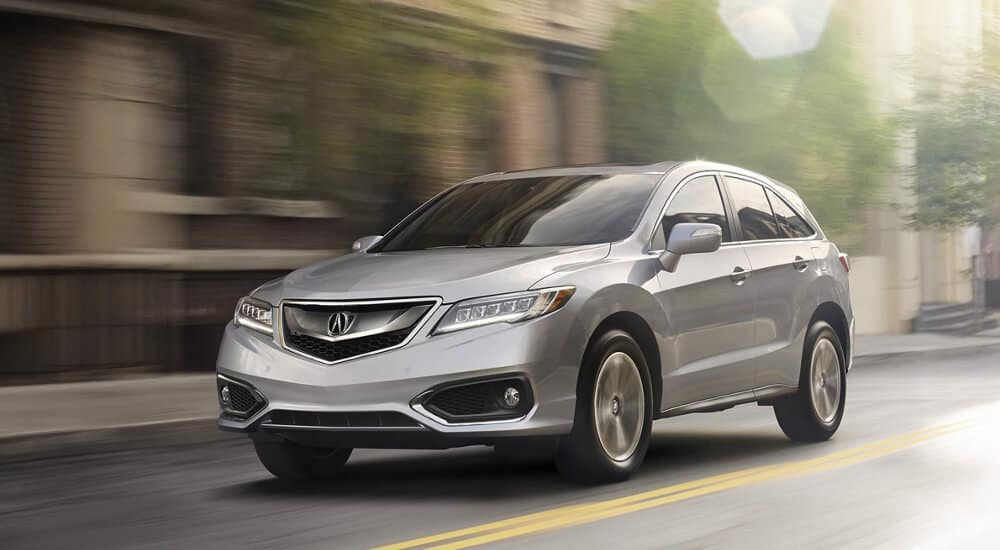 Acura RDX with Advanced Package