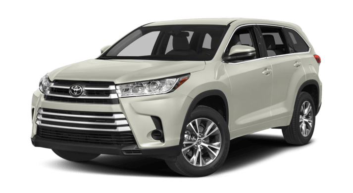 2018 Toyota Highlander thumbnail compare