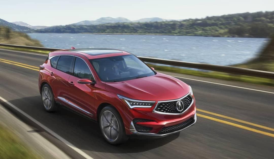 2019 Acura Rdx Vs 2019 Infiniti Qx50 Continental Acura Of