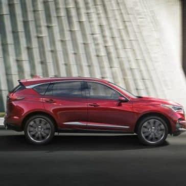2019 Acura RDX side profile