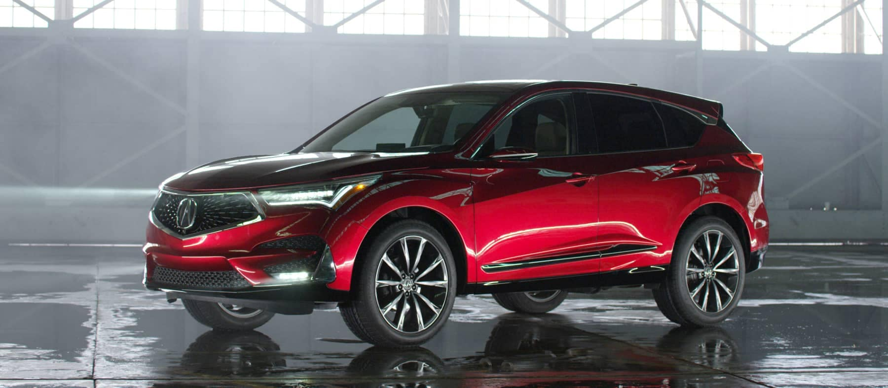 all new 2019 Acura RDX