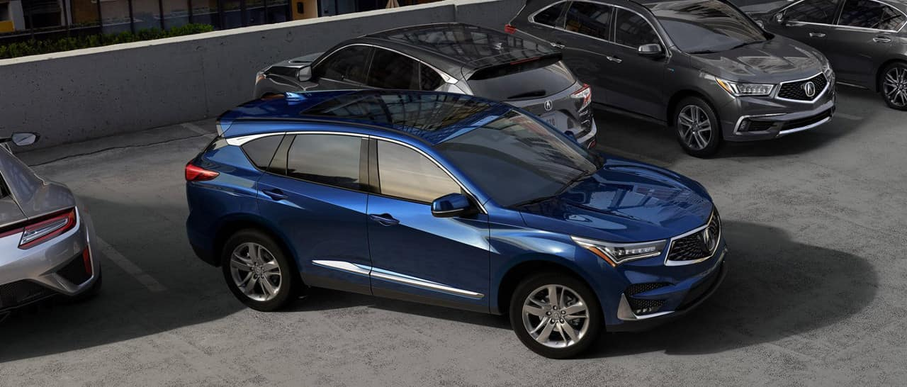 2019 Acura Rdx Price And Trim Levels Continental Acura Of Naperville
