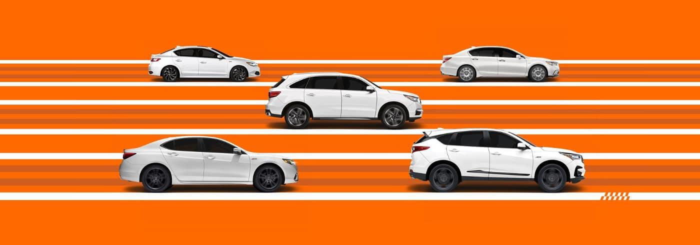 Acura Performance Lineup