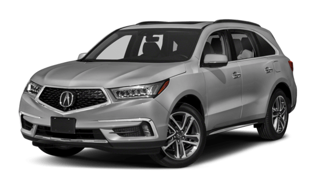 2019 Acura MDX w Advance Package
