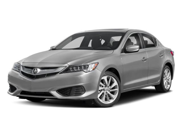 2018 Acura ILX With Technology Plus Package