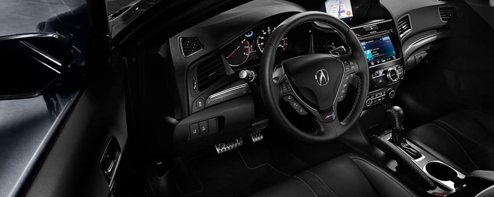 2019 Acura ILX with A-Spec and Technology Packages