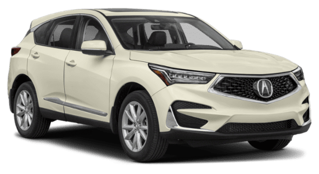 2019 Acura RDX base comparison