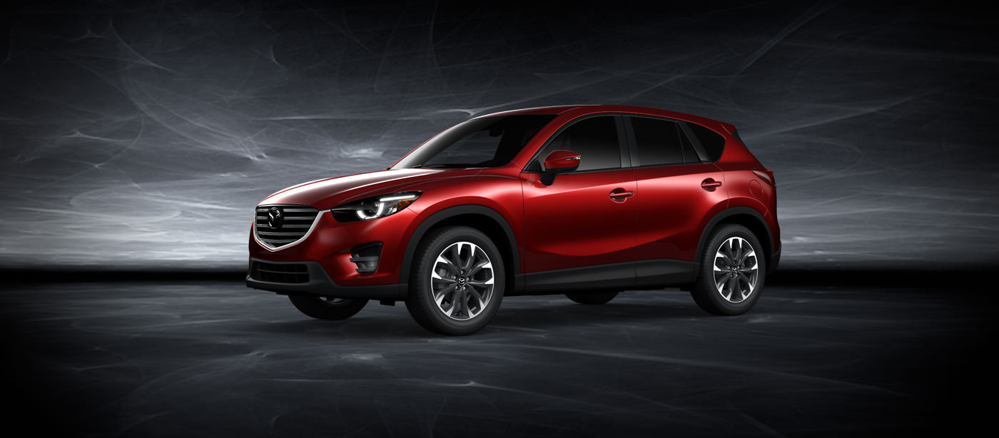 cx5-Outside