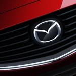 2017 Mazda6 Mazda Badge