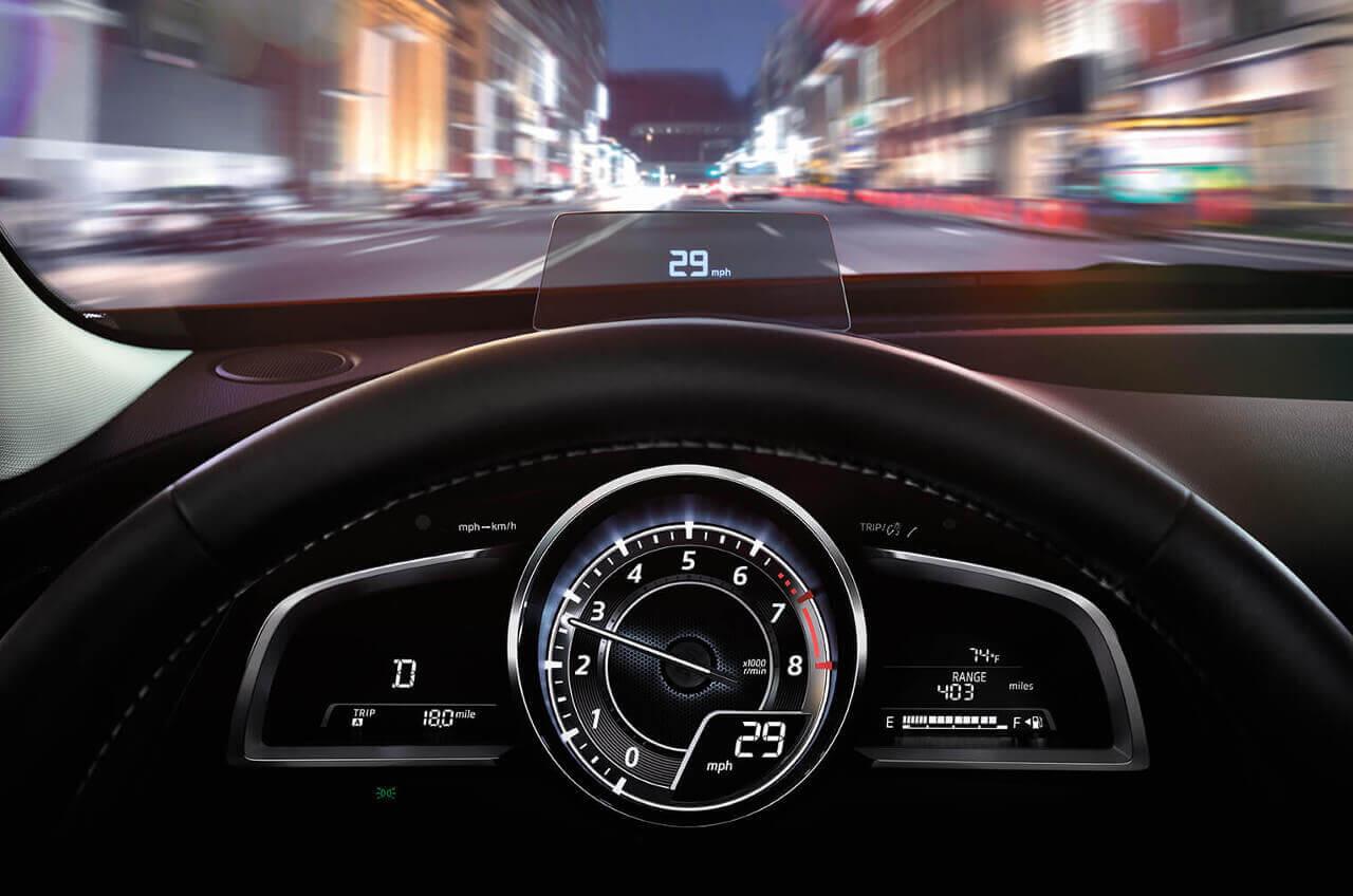 2017 Mazda Cx 3 Active Drive Display Continental Mazda Of Naperville