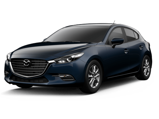 2017 Mazda3 Hatch (iSport AT)