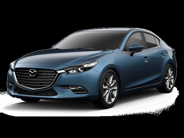 2017 Mazda3 Sedan (iSport AT)