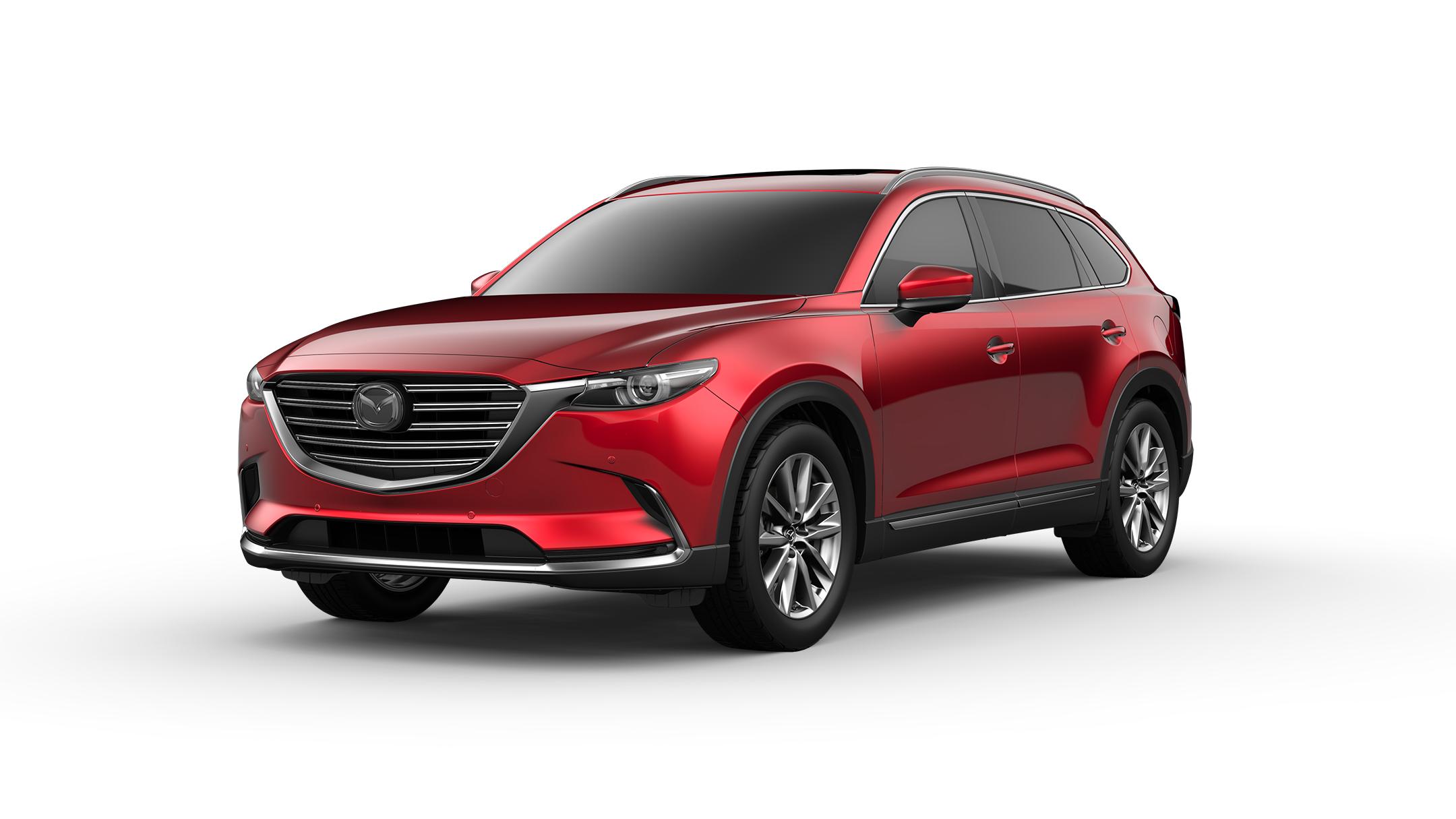 2017 Mazda CX-9 (Sport AT)