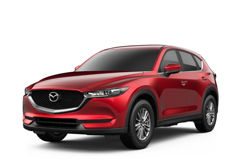 2017 Mazda CX-5 (iSport AT)