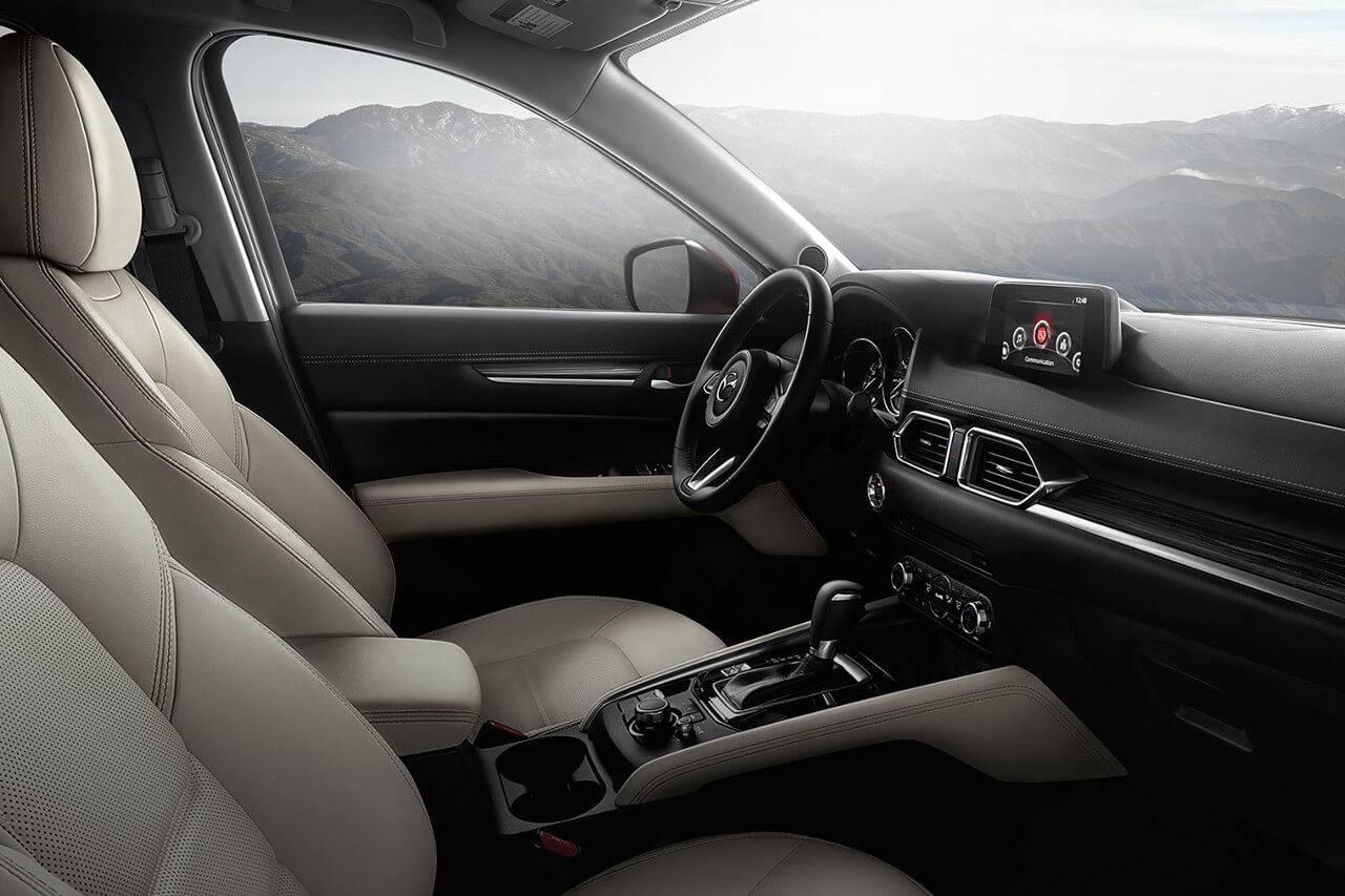 2017 Mazda CX-5 Interior Dashboard