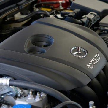 2017 Mazda3 engine