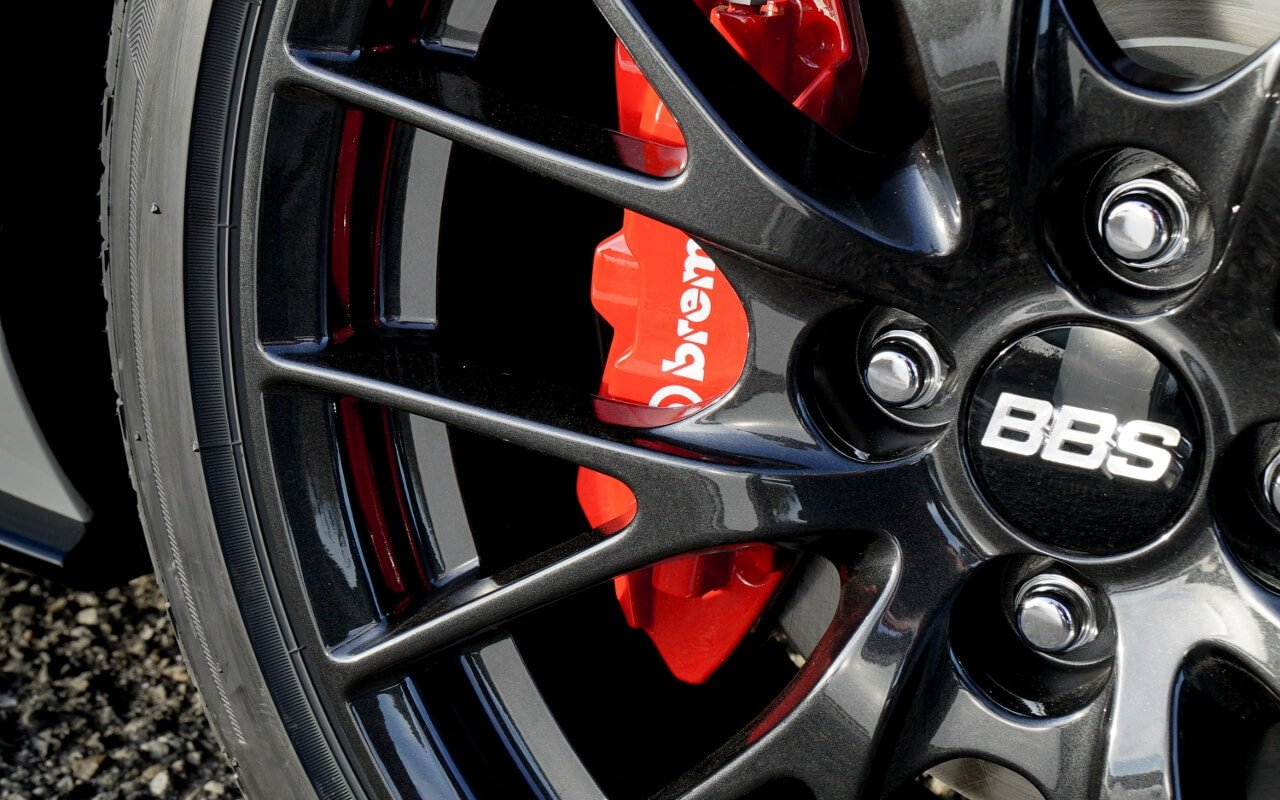 2017 Mazda MX-5 Miata brembo brakes