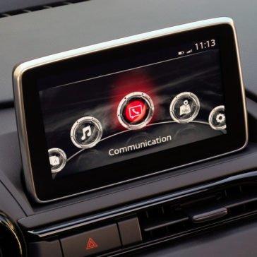 2017 Mazda MX-5 Miata infotainment