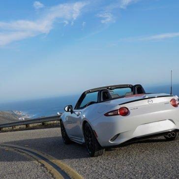 2017 Mazda MX-5 Miata rear exterior