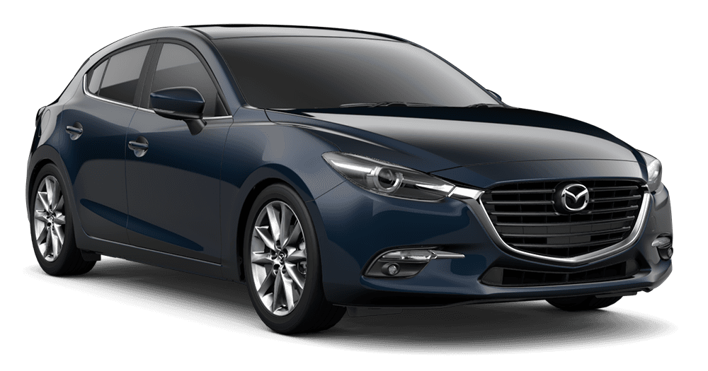 2018 Mazda3 Hatchback iSport AT