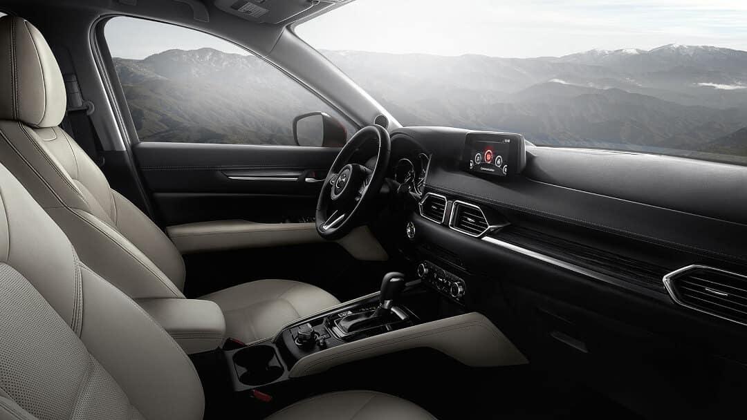 2017 Mazda CX-5 Interior
