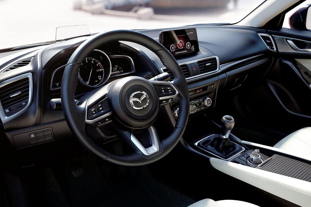 2018 Mazda3 Touring Interior