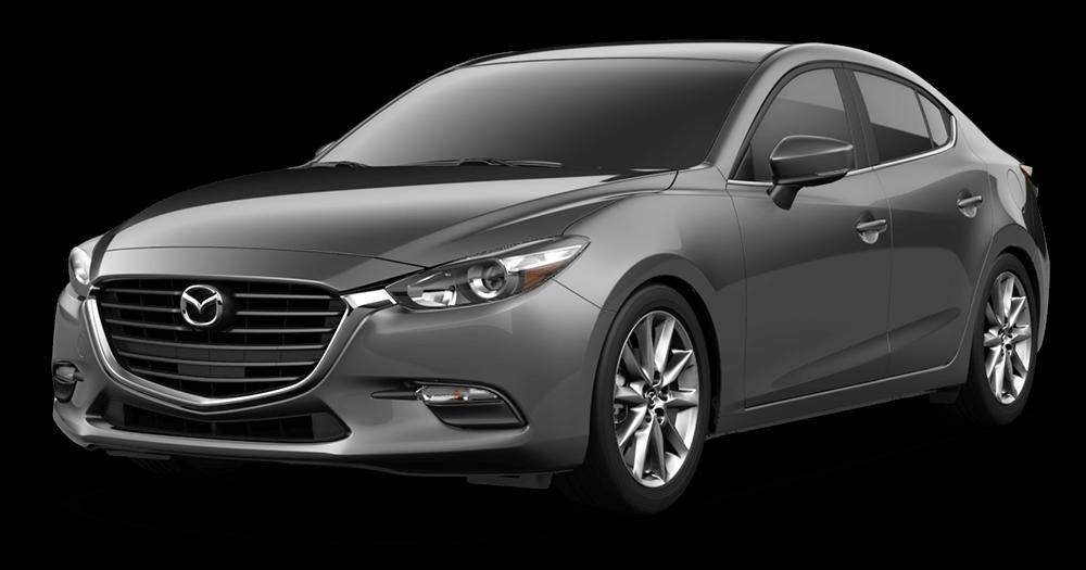 2018 Mazda3 Touring