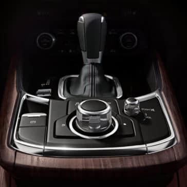 2018 Mazda CX-9 shiftknob