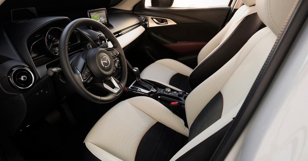 2018 Mazda CX-3 interior cabin