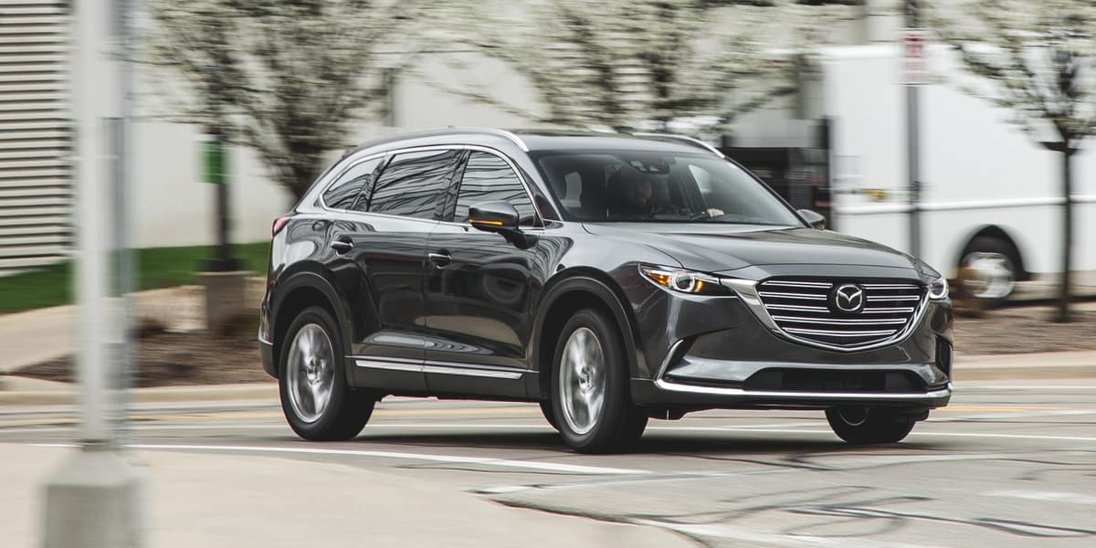 2018 Mazda CX-9 Power