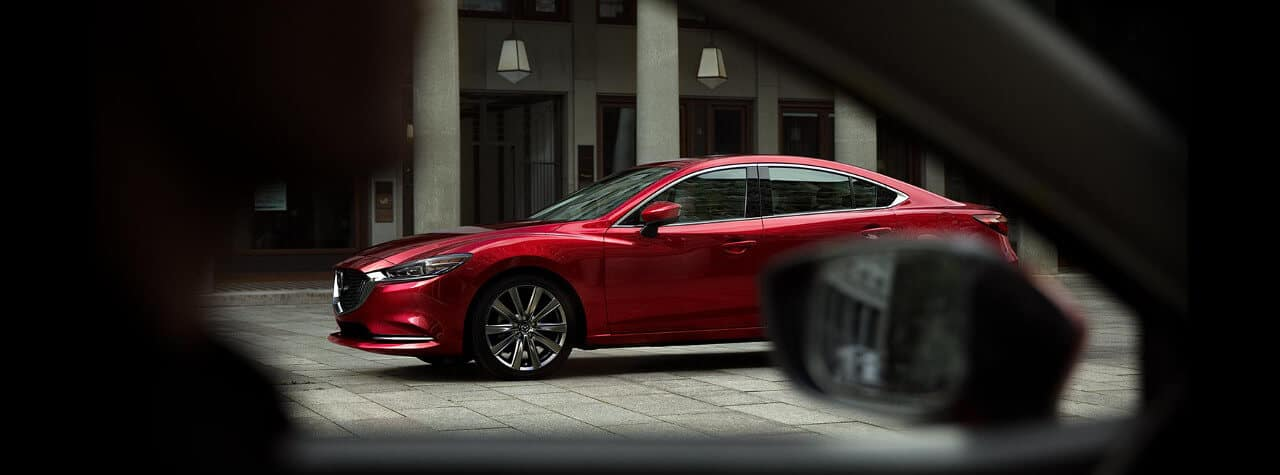 2018 Mazda6 Turbocharged Sedan