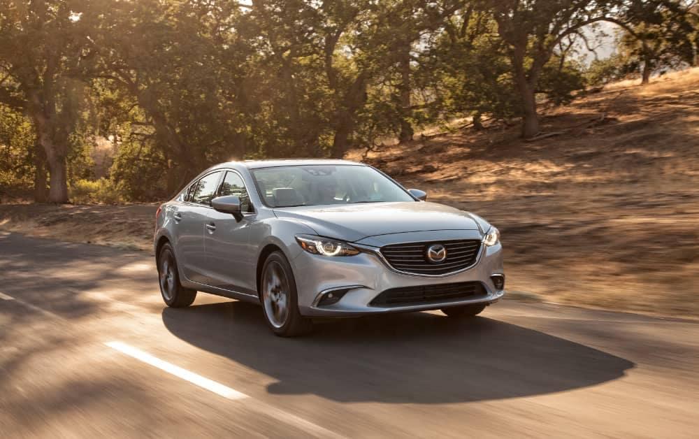 2017.5 Mazda6 Touring