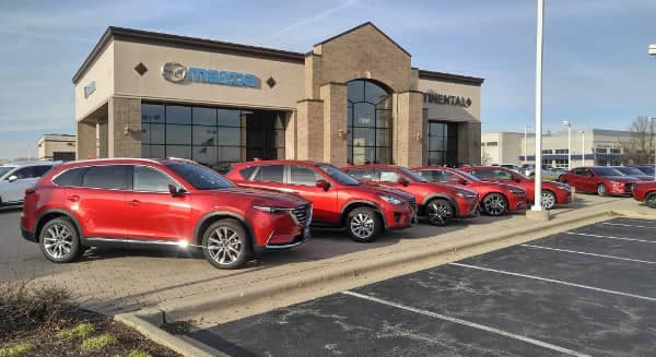 Continental Mazda Dealership