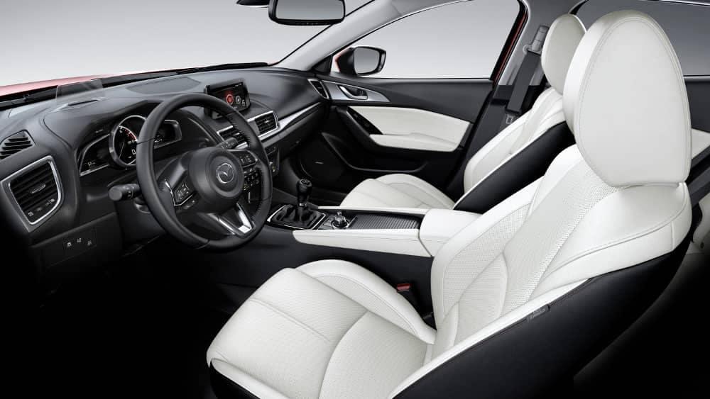 2018 Mazda3 Interior KODO Design