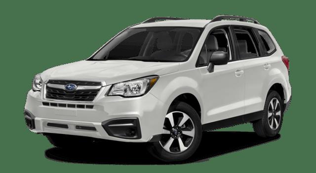 2018 Subaru Forester compare