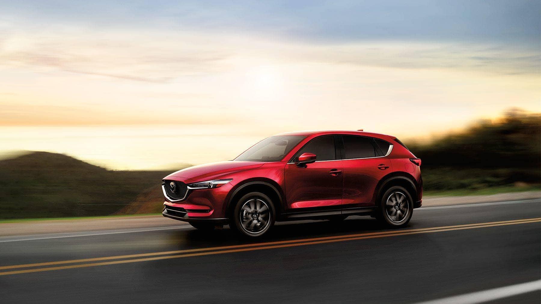 2018 Mazda CX-5 Crossover