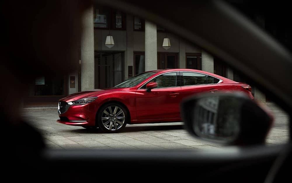 2018 Mazda6 Turbocharged Sedan