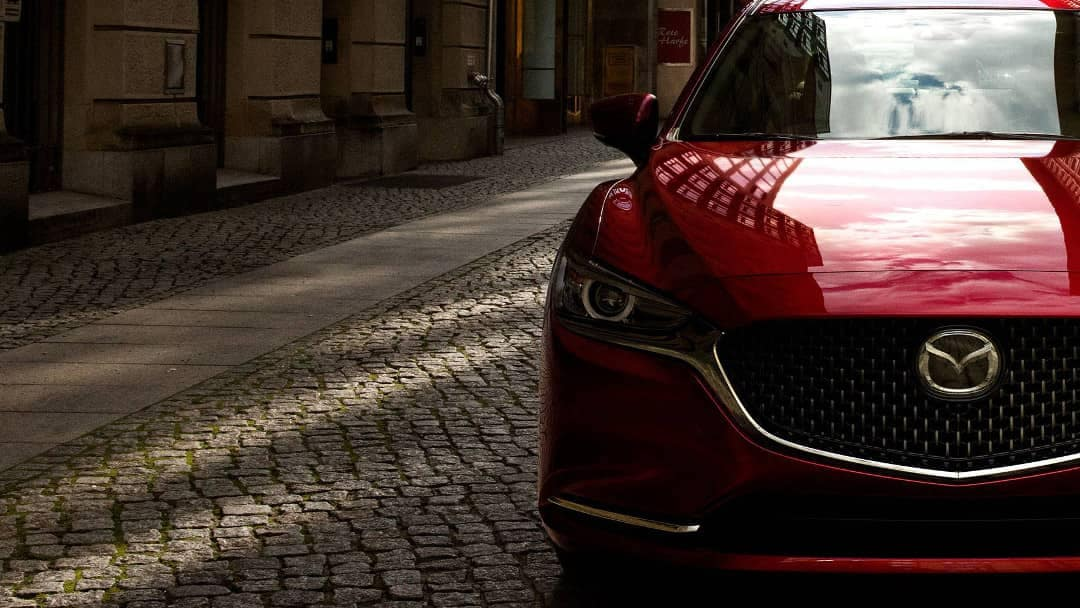 2018 Mazda6 Sport
