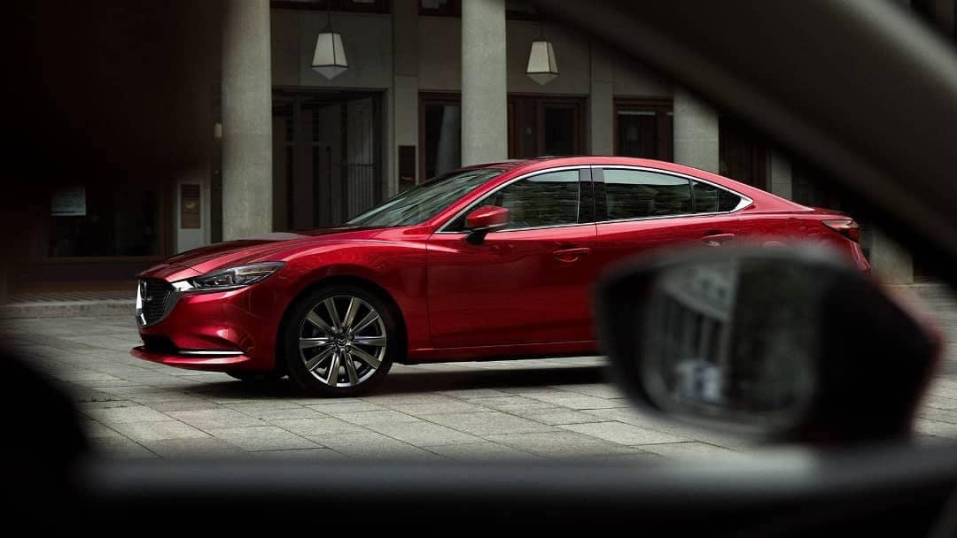2018 Mazda6 Touring Sedan