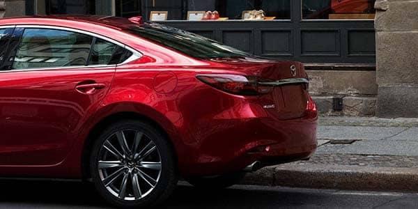 2018 Mazda6 Exterior Features
