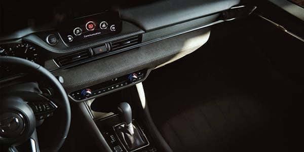 2018 Mazda6 Interior Features