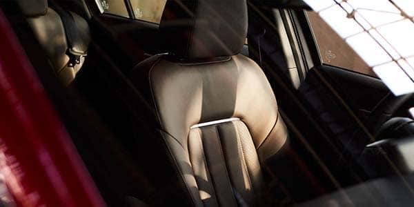 2018 Mazda6 Interior Seating