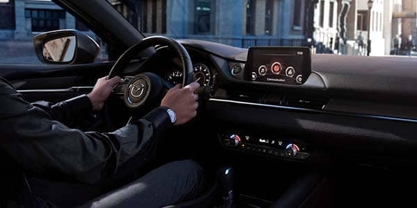 2018 Mazda6 Safety Features