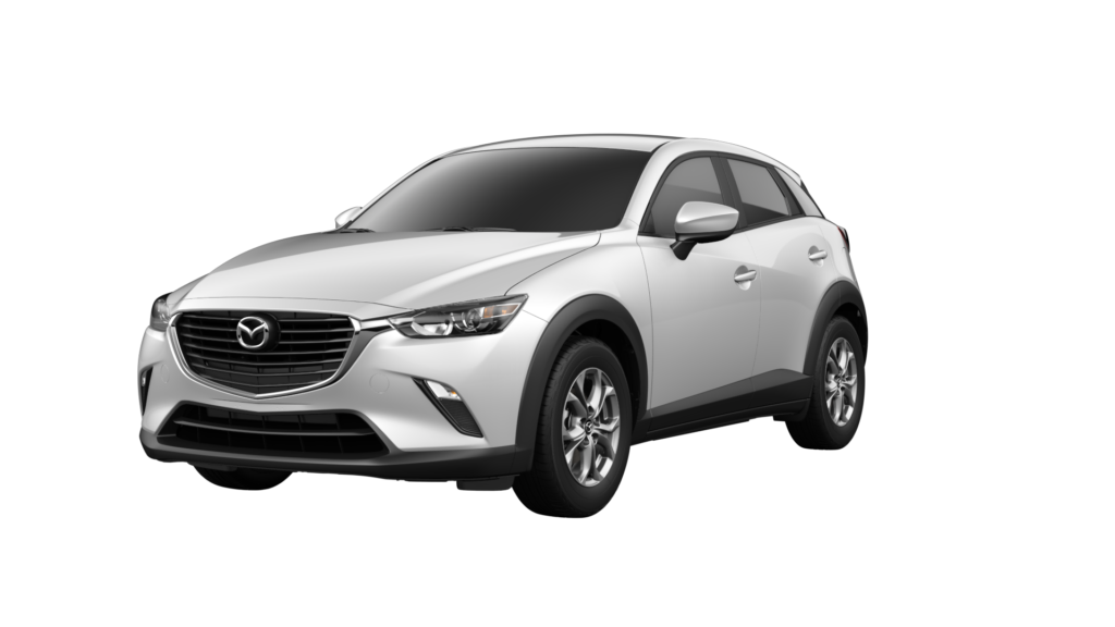 New 2019 Mazda CX-3 Sport FWD AT