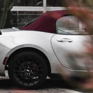 2018 Mazda MX-5 Miata rear exterior
