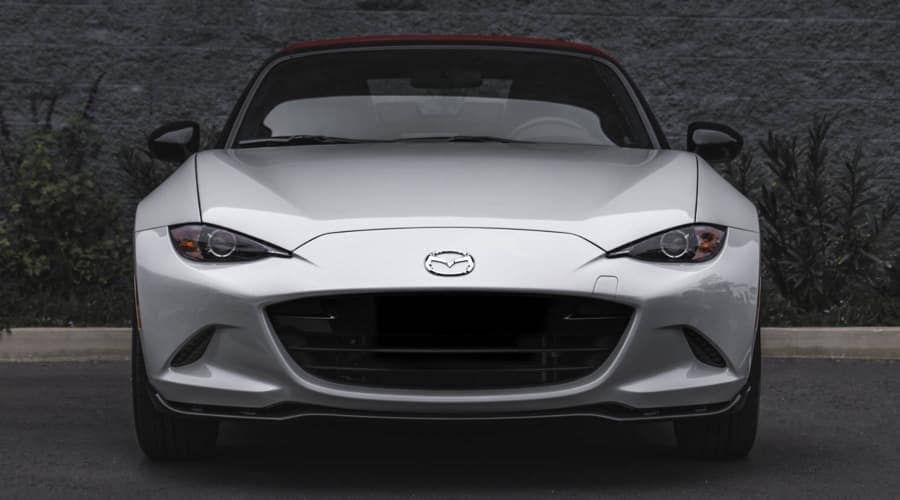 2018 Mazda MX-5 Miata front end